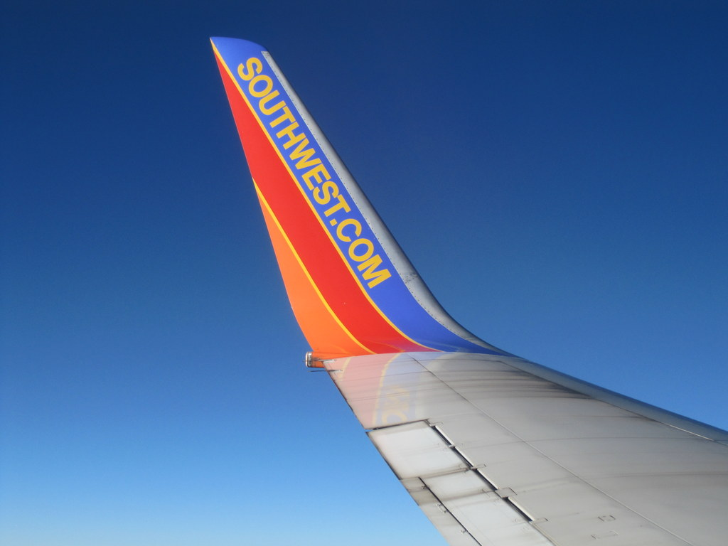 Highlights for Southwest Airlines. Are you tired of surprise fees and surcharges for every extra hair you bring on the plane? Book your trip with Southwest Airlines to support a company that still allows two free carry-ons, gives you free snacks and beverages in-flight and doesn't slap a host of hidden charges on your tickets.